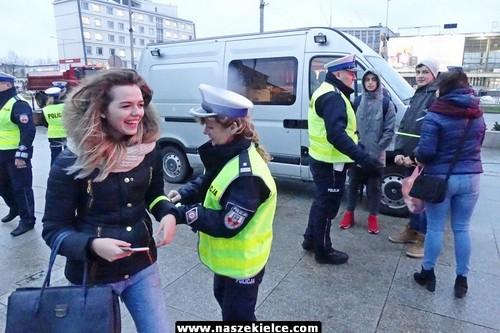 kielce wiadomości Policjanci apelują do pieszych