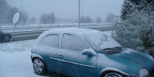 kielce wiadomości Wraca zima. Od wtorku opady śniegu i przymrozki