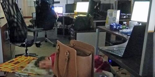 kielce wiadomości Pracownicy numeru 112 ukarani za spanie w pracy