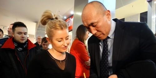 kielce sport Talent Talanta  Dujszebajewa. Powstała książka o trenerze (ZDJĘCIA)