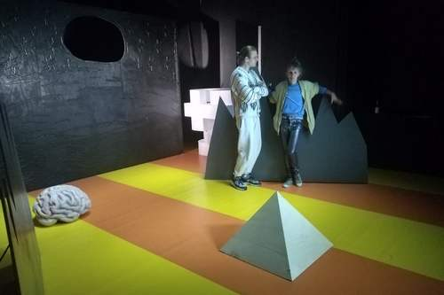 kielce wiadomości Nowy spektakl w Żeromskim. Tym razem o tym, co dobija człowieka