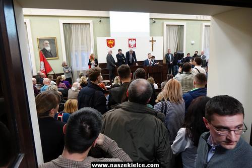 kielce wiadomości Tłumy na spotkaniu prezydenta Kielc z organizacjami pozarządowymi (ZDJĘCIA,WIDEO)