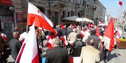 kielce wiadomości Ulicami Kielc przejdzie pochód pierwszomajowy