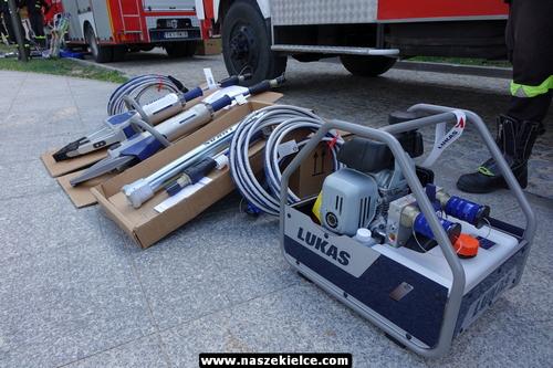 kielce wiadomości Nowy sprzęt ratowniczy dla OSP z gminy Morawica (ZDJĘCIA)