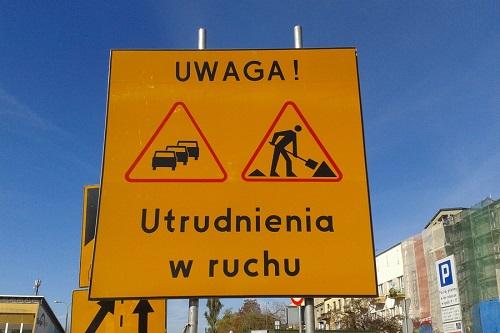 kielce wiadomości Przełożenie ruchu na remontowanej ulicy w Kielcach