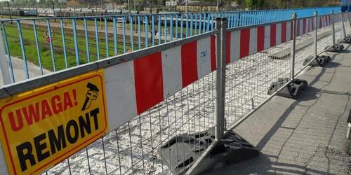 kielce wiadomości Remontują most łączący Herby z Czarnowem (ZDJĘCIA)