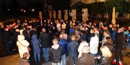 kielce wiadomości Wspólnie modlili się na Placu Artystów (ZDJĘCIA,WIDEO)