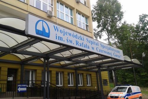 kielce wiadomości Nowy budynek przy szpitalu w Czerwonej Górze. W sumie będzie kosztował 22,6 mln zł
