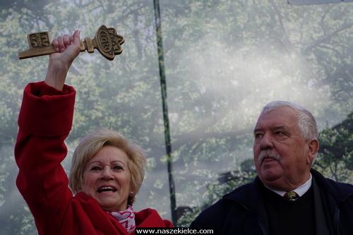 kielce wiadomości Seniorzy odebrali klucze do Kielc (ZDJĘCIA)