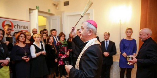 kielce wiadomości Nowa siedziba Radia eM Kielce została poświęcona (ZDJĘCIA)