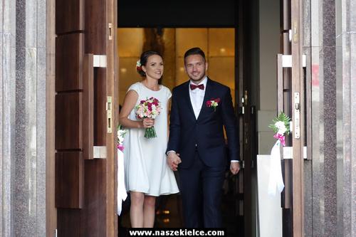 kielce wiadomości Kielecki radny Dariusz Kisiel stanął na ślubnym kobiercu  (ZDJĘCIA)