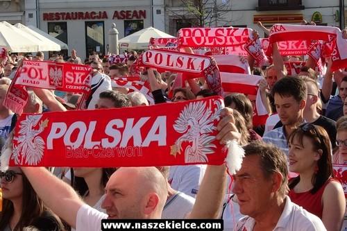 kielce wiadomości Mecze reprezentacji Polski obejrzymy na Rynku