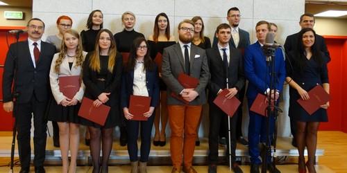 kielce wiadomości Stypendia od ministra dla studentów UJK (ZDJĘCIA,WIDEO)