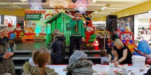 kielce wiadomości Świąteczne atrakcje w Pasażu Świętokrzyskim