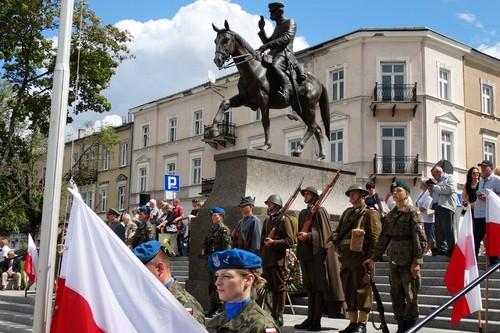 kielce wiadomości Kieleckie obchody Święta Wojska Polskiego