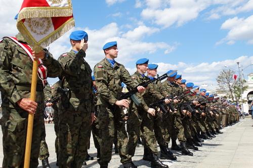kielce wiadomości Obchody Święta Wojska Polskiego w Kielcach