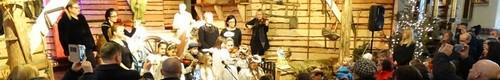 kielce wiadomości Niezwykła szopka i koncert w Kościele Garnizonowym (zdjęcia,vi