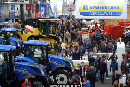 kielce wiadomości Trwają targi Agrotech. Rekordowa impreza rolnicza w Kielcach (ZDJĘCIA,WIDEO)