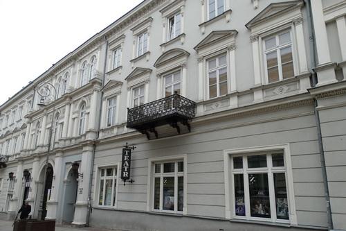 kielce kultura Bazar Literacki w Teatrze