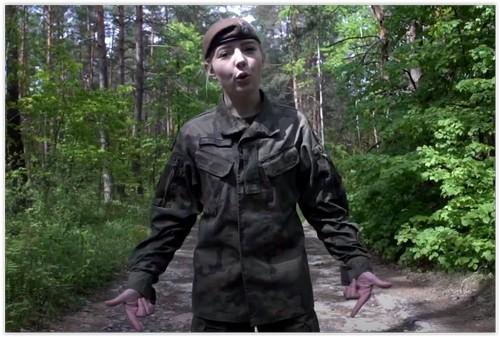 kielce wiadomości Świętokrzyscy Terytorialsi rapują przeciwko koronawirusowi (WIDEO)