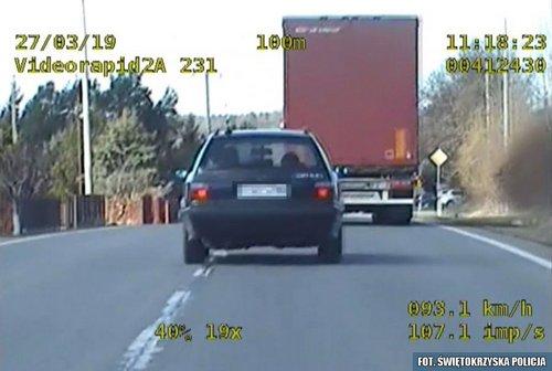 kielce wiadomości BMW uciekał przed drogówką. Teraz grozi mu 5 lat więzienia