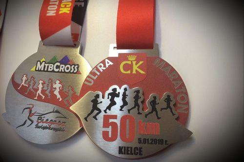 """kielce sport Pobiegną 50 kilometrów. W sobotę pierwszy zimowy """"ultraCKmaraton"""""""