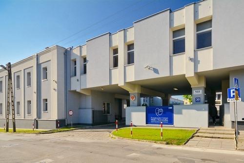 kielce wiadomości Urządzenie do wykrywania koronawirusa dla szpitala na Prostej