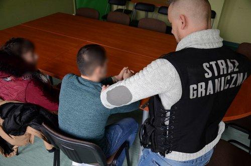 kielce wiadomości Straż Graniczna zatrzymała w Kielcach Uzbeka