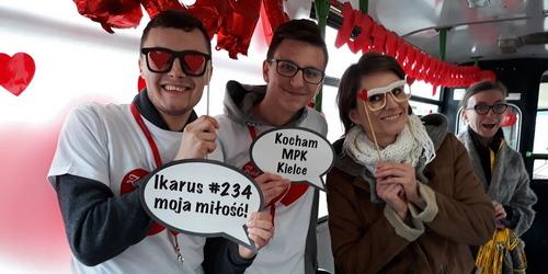 kielce wiadomości Zakochaj się w Kieleckiej Komunikacji Miejskiej (ZDJĘCIA,WIDEO)