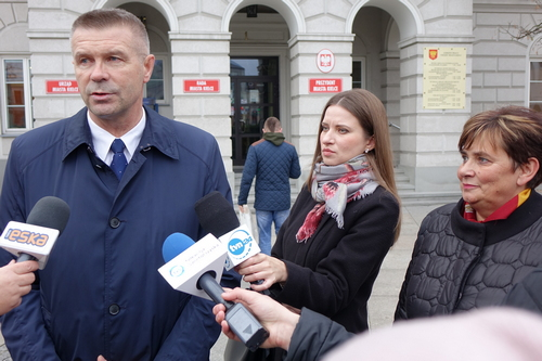 kielce wiadomości Bogdan Wenta nie dogadał się z PiS. Zamiast koalicji w radzie miasta proponuje klub prezydencki.