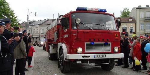 kielce wiadomości Większe dotacje dla strażaków