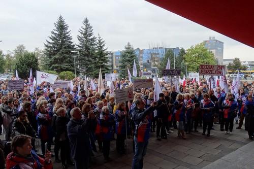 kielce wiadomości Władze Kielc gotowe na strajk nauczycieli