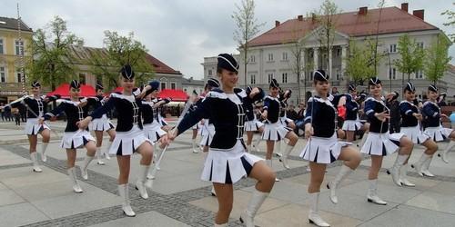 kielce wiadomości Strażacy świętowali w centrum Kielc. Wojewódzkie obchody dnia
