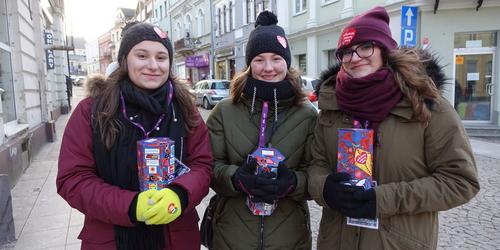 kielce wiadomości Wolontariusze WOŚP w Kielcach (ZDJĘCIA)