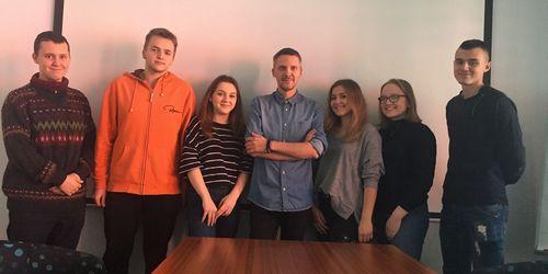 kielce wiadomości Kielecka firma wspiera przedsiębiorczość  młodzieży