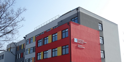 kielce wiadomości Ministerialne wsparcie dla kieleckiego szpitala