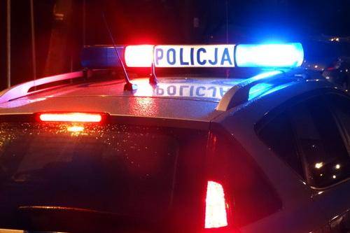 kielce wiadomości Policjant potrącony przez uciekiniera. Padły strzały
