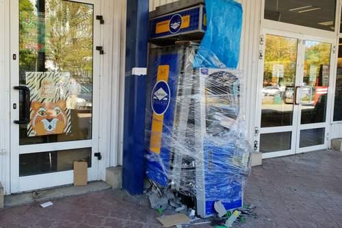 kielce wiadomości Na Czarnowie wysadzili bankomat