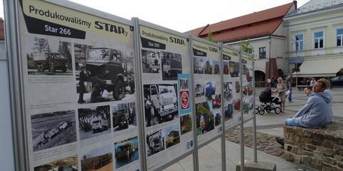 kielce wiadomości STARy i armaty na Rynku w Kielcach (ZDJĘCIA)