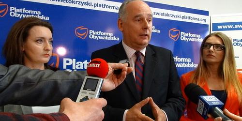 kielce wiadomości Paweł Zalewski przejął władzę w świętokrzyskiej PO (WIDEO)