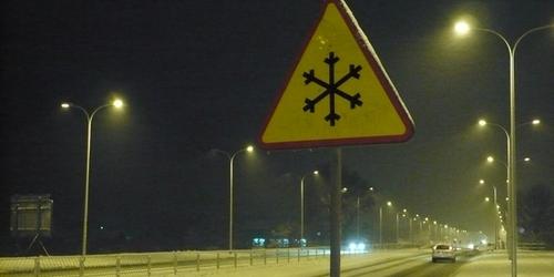 kielce wiadomości  Powrót zimy w Kielcach i okolicach. Drogowcy zaskoczeni ale n