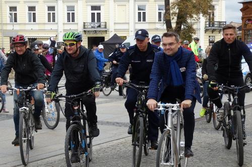 kielce wiadomości Parada rowerowa z Rynku do Targów Kielce (ZDJĘCIA,WIDEO)