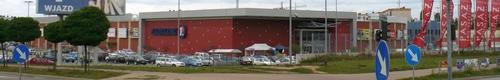 kielce wiadomości Hipermarket budowlany w Pasażu Świętokrzyskim