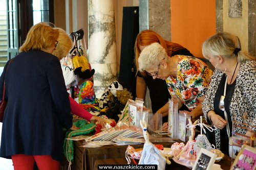 kielce wiadomości Artyści spotkali się w WDK (ZDJĘCIA)