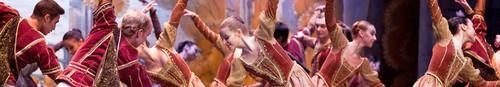 kielce kultura Moscow City Ballet w Kielcach - zdjęcia