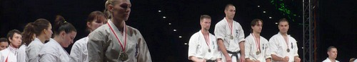 W Kielcach zakończyły się Mistrzostwa Europy w Karate Kyokushin Shinkyokusushin