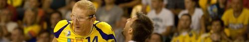 sport Vive Targi Kielce lepsze od Dinamo Mińsk - zdjęcia