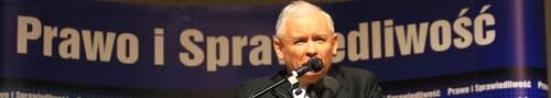 Jarosław Kaczyński odwiedził Kielce