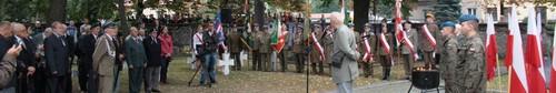 kielce wiadomości Obchody 73 rocznicy wybuchu II wojny światowej