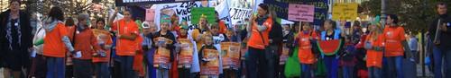 kielce wiadomości W Kielcach odbył się Strajk Żywności - zdjęcia,video